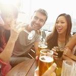 Mäßiger Alkoholkonsum wirkt sich positiv auf das Gehirn aus