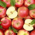 Äpfel: Ja, aber bitte mit Schale!
