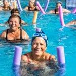 Die Vorteile von Aqua-Gymnastik