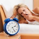 Schlechter Schlaf steht mit Verdauungsbeschwerden in Verbindung