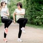 Bewegung ist gut für die Gesundheit