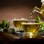 Grüner Tee macht satt und mehr