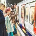 U-Bahnhof: Ultra-Feinstub belastet die Organe