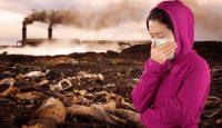 Luftverschmutzung wirkt sich auf das Glücksgefühl aus